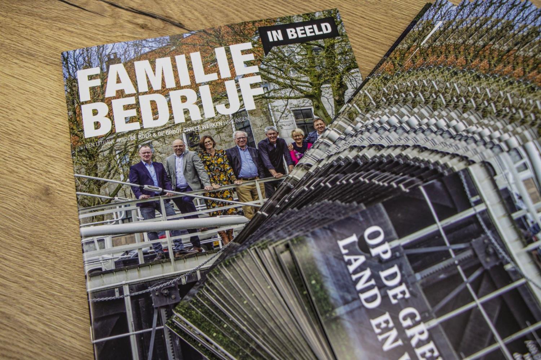 Blad familiebedrijf in beeld